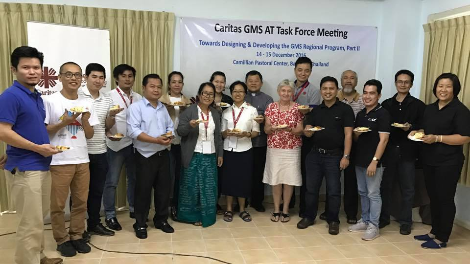 Anti-Trafficking Task Force in the Greater Mekong Sub-region